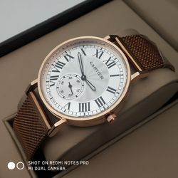 Gents Strap Non Chrono Wrkng Watches