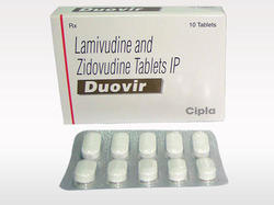 Lamivudine And Zidovudine Tablets Ip