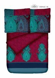 Venetian Bed Sheet Rosepetal