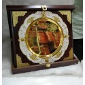 Arabic Finish Wooden Memento Trophy
