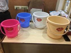 Heavy Plastic Water Bucket