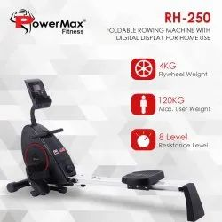 RH-250 Foldable Rowing Machine With Digital Display For Home Use