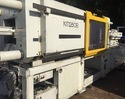 Used Injection Molding Machine Kawaguchi- 280 Ton