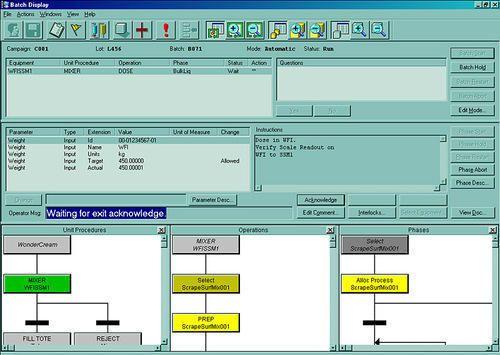 Wonderware Software, सिमटेक ऑटोमेशन वंडरवेयर