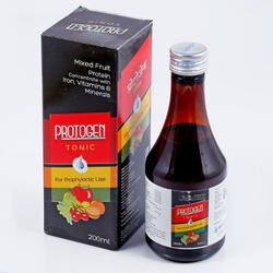 Mixed Fruit Protein Concentrate With Iron, Vitamins Tonic