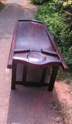Wooden Dharapathi with Stand