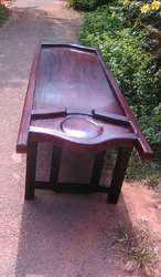 Wooden Massage Table Low Cost