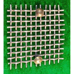 Carbon Steel Wire Mesh, Mesh Size( Per Inch) : 0-10