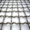 SS Crimped Mesh