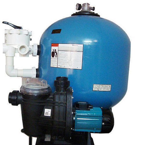 swimming pool sand filter pump at rs 190000 unit swimming pool sand filter id 11047454412. Black Bedroom Furniture Sets. Home Design Ideas