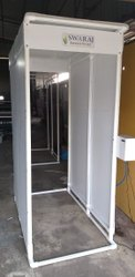 Auto Disinfection Booth