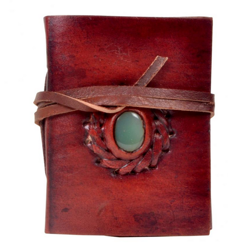 New Design Simple Stone Leather Journal Diary Shaista Handicraft