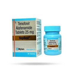 Hepbest 25 mg Tablet