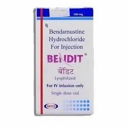 Bendamustine Hydrochloride Injection