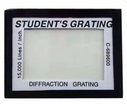 Student Grating Glass