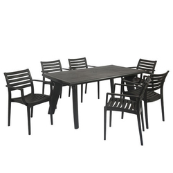 Plastic Dining Table Pvc Dining Table Latest Price