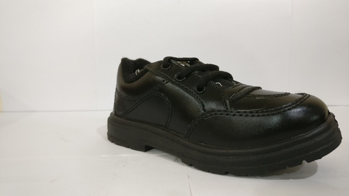 Polymer Champion Black School Shoes b772cc216