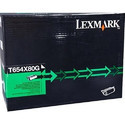 Lexmark Toner Cartridge Black T654X80G