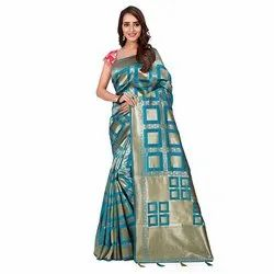 931 Fancy Art Silk Saree
