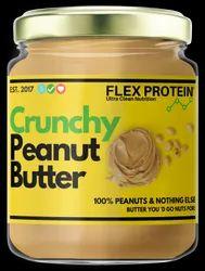 Flavor: Unsalted Flex Protein Crunchy Peanut Butter- 500g, Packaging Size: 12 Per Carton
