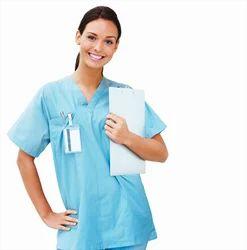 Female Nurse (12/24 Hour Basis)