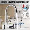 Smallest Water Heater & Tankless Electric Fast Water Heating Tap