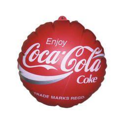 Coca Cola Dangler Balloons