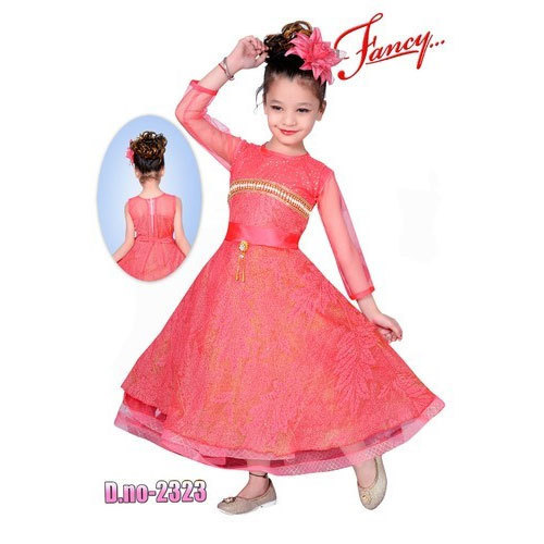 12deccd5856 Kids Party Wear Gown