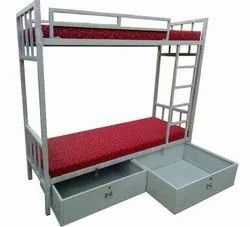 Two Floor Bed With Store