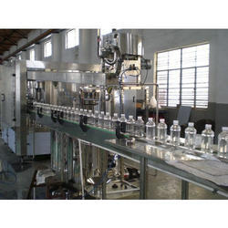 Automatic Pet Bottle Oil Filling Machine