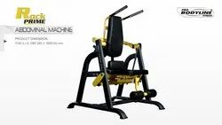 Plate Loaded Gym Abdominal Machine