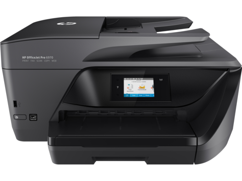 Printer Hp Officejet Pro 6970 All In One Printer