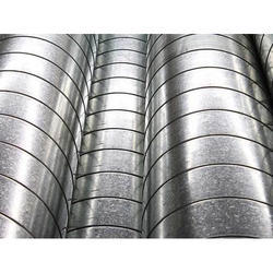 GI Ducting, 10000 - 150000 Cmh, for Industrial Use