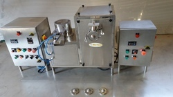 R&D Model Extruder and Spheronizer Combo