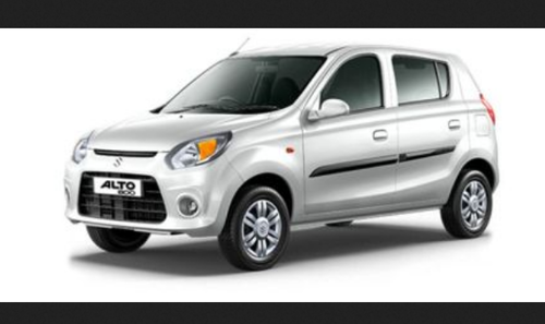 Maruti Alto 800 Superior White Cars At Rs 270000 Piece Maruti Car