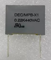 Across The Line Interference Suppression Class - X2 & X1 Capacitor