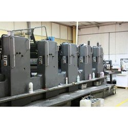 Used Heidelberg Offset Printing Machine