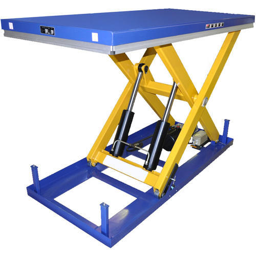 Scissor Lift Table - Portable Scissor Lift Table Manufacturer from
