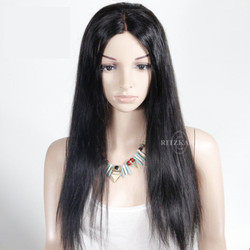 Virgin Full Lace Remy Human Hair Wigs