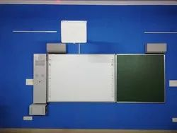 Smart Class with ST Projector & IR Interactive Board