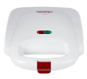 Happiness (red And White) Maharaja Whiteline Primo Sandwich Maker