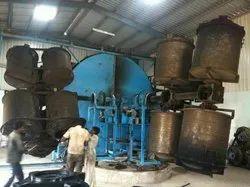 Rotomoulding Water Storage Tanks Making Machine