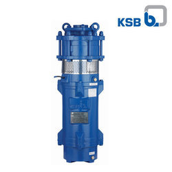 Single Phase Pump Only KSB Open Well Submersible Pumps