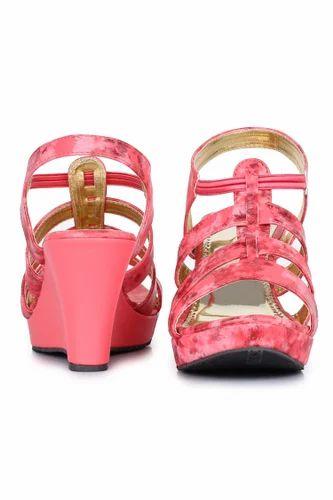 f84ce5b9b51a Beauty Queen Paris Stylish Wedges Sandal For Women