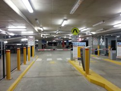 Booth Parking System