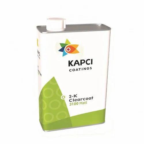 KAPCI Coatings 2K Clear Coat