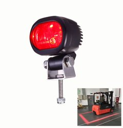 Red Zone Warning Light