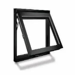 Black Awning Window