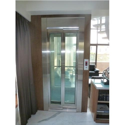 Stainless steel glass door lift lt rs 750000 piece l t stainless steel glass door lift lt planetlyrics Choice Image