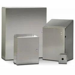 Rectangular SS Panel Box